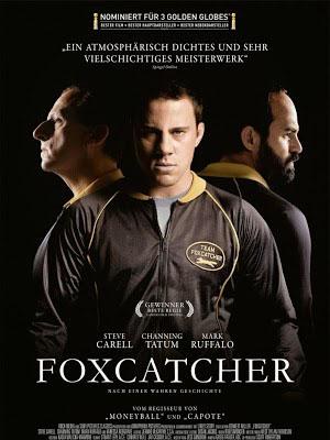 Trái Tim Đô Vật - Kẻ Săn Cáo: Foxcatcher