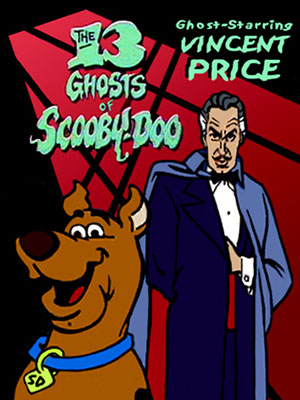 Scooby Doo 13 Bóng Ma - 13 Ghosts