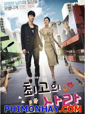 Mối Tình Bất Diệt The Greatest Love.Diễn Viên: Gong Hyo Jin,Cha Seung Won,Yoo In Na,Yoon Kye Sang,Jung Joon Ha,Hyo Young