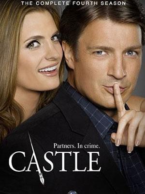 Nhà Văn Phá Án Phần 1 Castle Season 1.Diễn Viên: Nathan Fillion,Stana Katic,Jon Huertas