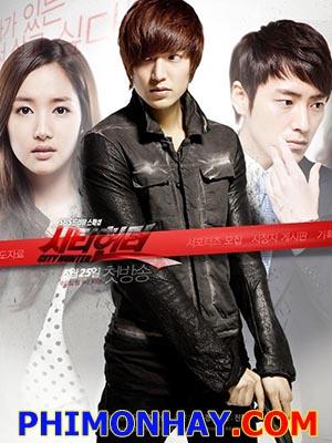 Thợ Săn Thành Phố City Hunter.Diễn Viên: Lee Min,Ho,Park Min,Yeon,Lee Joon,Hyeok,Hwang Seon,Hee,Goo Ha,Ra,Kim Sang,Joong