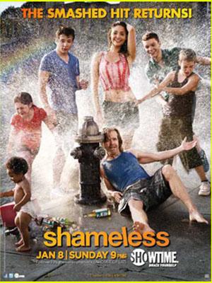 Không Biết Xấu Hổ Phần 2 - Shameless Season 2
