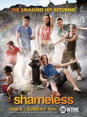 Không Biết Xấu Hổ Phần 3 Shameless Season 3.Diễn Viên: Emmy Rossum,William H Macy,Justin Chatwin