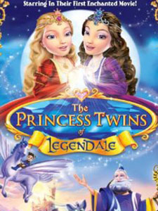 Công Chúa Song Sinh The Princess Twins Of Legendale.Diễn Viên: Lalainia Lindbjerg,Scott Mcneil,Nicole Oliver