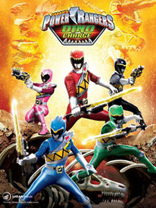 Power Rangers Dino Charge - Siêu Nhân Dino Charge