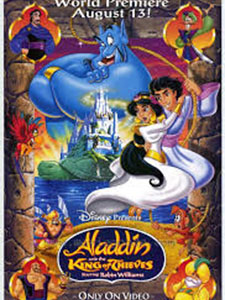 Aladdin Và Vua Trộm Aladdin And The King Of Thieves.Diễn Viên: Gary Rydstrom