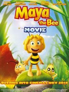 Cuộc Phiêu Lưu Của Ong Maya - Maya The Bee Movie Thuyết Minh (2014)