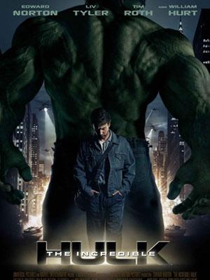 Người Khổng Lồ Xanh Phi Thường The Incredible Hulk.Diễn Viên: Alice Roberts,Robert Bednarik,Sandford Bigplume