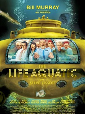 Cá Mập Đốm Huyền Thoại The Life Aquatic With Steve Zissou.Diễn Viên: Bill Murray,Owen Wilson,Anjelica Huston