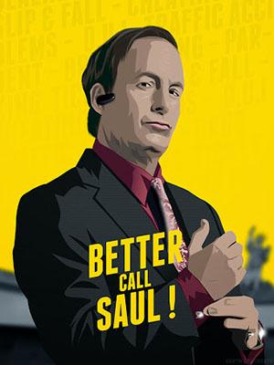 Tốt Hơn Nên Gọi Cho Saul Gã Trùm Phần 1: Better Call Saul Season 1.Diễn Viên: Bob Odenkirk,Rhea Seehorn,Patrick Fabian,Michael Mando