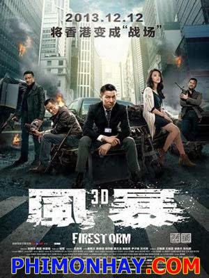 Bão Lửa - Fire Storm Thuyết Minh (2013)