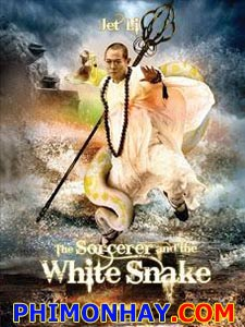 Thanh Xà Bạch Xà - The Sorcerer And The White Snake Việt Sub (2011)