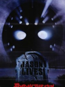 Thứ Sáu Ngày 13 Phần 6: Jason Sống Lại Friday The 13Th Part Vi: Jason Lives.Diễn Viên: Thom Mathews,Jennifer Cooke,David Kagen