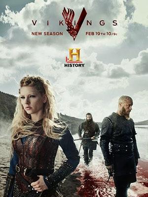 Huyền Thoại Vikings Phần 3 Vikings Season 3.Diễn Viên: Travis Fimmel,Katheryn Winnick,Clive Standen