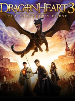 Trái Tim Rồng 3: Lời Nguyền 3 Dragonheart 3: The Sorcerer'S Curse.Diễn Viên: Jassa Ahluwalia,Jonjo O'Neill,Jake Curran,Dominic Mafham