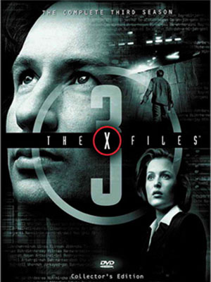 Hồ Sơ Tuyệt Mật Phần 3 X Files Season 3.Diễn Viên: David Duchovny,Gillian Anderson,Mitch Pileggi