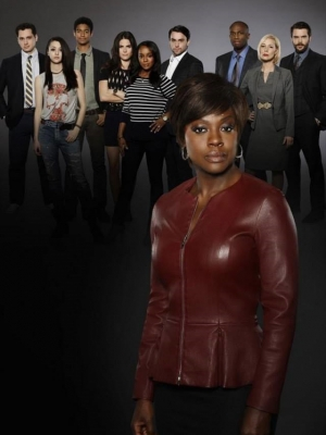 Lách Luật Phần 1 - How To Get Away With Murder Season 1