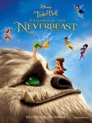 Tinker Bell Và Huyền Thoại Quái Vật Tinker Bell And The Legend Of The Neverbeast.Diễn Viên: Ginnifer Goodwin,Mae Whitman,Rosario Dawson