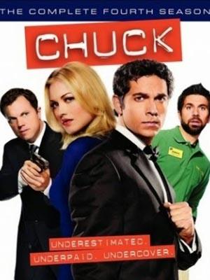 Chàng Điệp Viên Tay Mơ 5 - Chuck Season 5