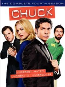 Chàng Điệp Viên Tay Mơ 4 - Chuck Season 4