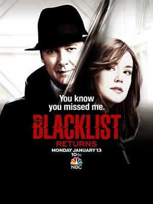 Danh Sách Đen Phần 1 - The Blacklist Season 1