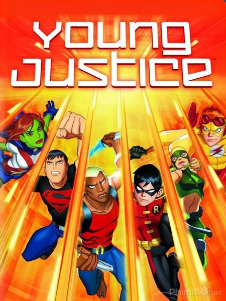 Liên Minh Công Lý Trẻ Phần 3 Young Justice Season 3.Diễn Viên: Jennifer Aniston,Jennifer Connelly,Morgan Lily