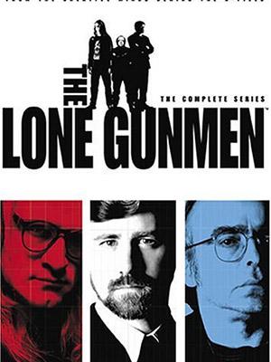 Dự Đoán Tương Lai Thế Giới The Lone Gunmen.Diễn Viên: Bruce Harwood,Tom Braidwood,Dean Haglund