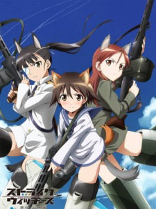 Strike Witches Season 1 & 2 ストライクウィッチーズ, Sutoraiku Witchīzu