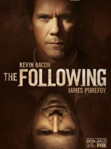 Truy Tìm Sát Nhân 3 The Following Season 3.Diễn Viên: Kevin Bacon,Natalie Zea,Annie Parisse
