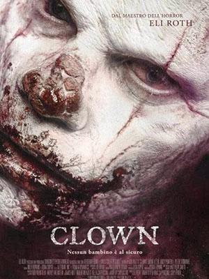 Lời Nguyền Thằng Hề Clown.Diễn Viên: Peter Stormare,Eli Roth,Laura Allen