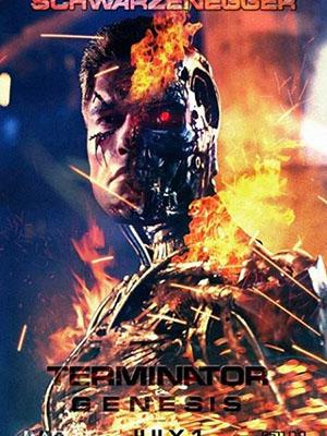 Kẻ Hủy Diệt 5: Nguồn Gốc Kẻ Hủy Diệt Terminator Genisys.Diễn Viên: Jk Simmons,Emilia Clarke,Jai Courtney,Arnold Schwarzenegger