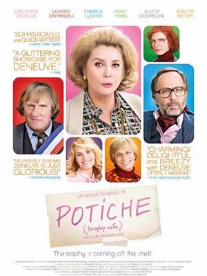 Đàn Bà Dễ Có Mấy Tay Potiche.Diễn Viên: Catherine Deneuve,Gérard Depardieu,Fabrice Luchini