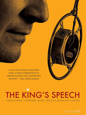 Nhà Vua Nói Lắp - The Kings Speech