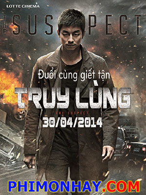 Nghi Phạm - The Suspect