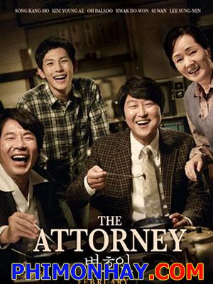 Người Luật Sư The Attorney.Diễn Viên: Yeong,Ae Kim,Do Won Kwak,Dal,Su Oh,Kang,Ho Song