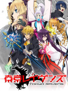 Tokyo Ravens 東京レイヴンズ.Diễn Viên: Joan Rivers,Bella Thorne,Madison Pettis