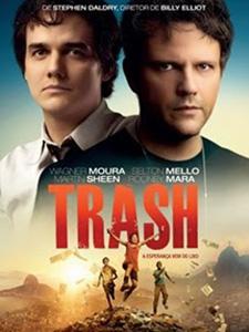Khu Ổ Chuột Trash.Diễn Viên: Shahid Kapoor,Priyanka Chopra,Deb Mukherjee,Shivkumar Subramaniam,Chandan Roy Sanyal,Tenzing Nima