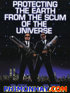 Đặc Vụ Áo Đen 1 Men In Black 1.Diễn Viên: Tommy Lee Jones,Will Smith,Linda Fiorentino