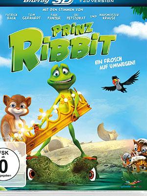 Chú Ếch Ribbit - Ribbit Thuyết Minh (2014)