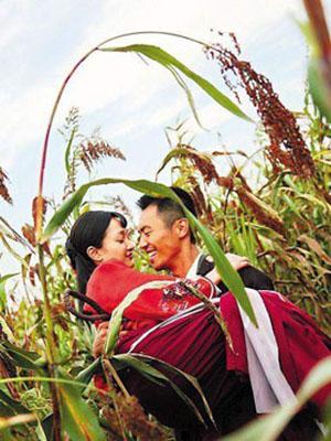 Cao Lương Đỏ Red Sorghum.Diễn Viên: Trương Nghệ Mưu,Châu Tấn,Chu Á Văn,Củng Lợi,Khương Văn