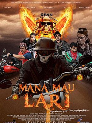 Chiến Binh Trả Thù - Mana Mau Lari