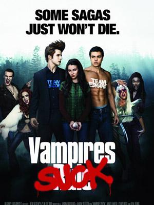Ma Cà Rồng Quỷ Quái Vampires Suck
