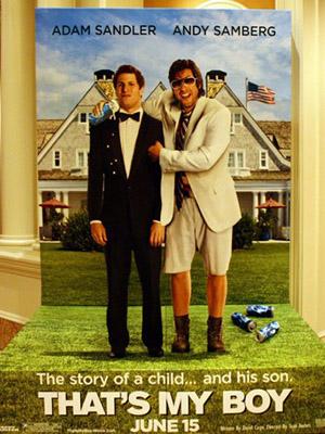 Ông Con Quý Tử Thats My Boy.Diễn Viên: Adam Sandler,Andy Samberg,Leighton Meester