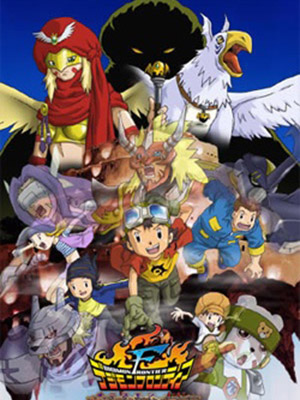 Digimon Adventure Ss4 - Digimon Frontier: Digital Monsters 4