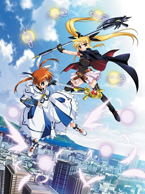 Mahou Shoujo Lyrical Nanoha The Movies 1St