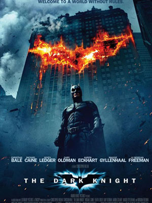 Kỵ Sĩ Bóng Đêm Batman: The Dark Knight.Diễn Viên: Christian Bale,Heath Ledger,Michael Caine,Morgan Freeman