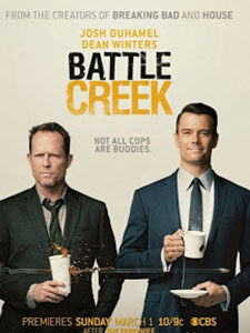 Khu Phố Hỗn Loạn - Battle Creek Season 1