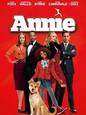 Cô Bé Chập Chờn Annie.Diễn Viên: Jamie Foxx,Quvenzhané Wallis,Rose Byrne
