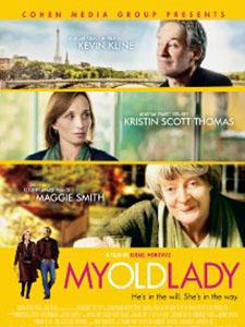 Tình Xưa Nghĩa Cũ My Old Lady.Diễn Viên: Kevin Kline,Kristin Scott Thomas,Maggie Smith