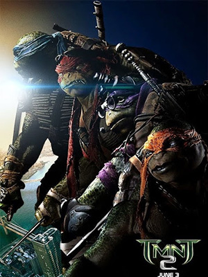 Ninja Rùa 2: Đập Tan Bóng Tối Teenage Mutant Ninja Turtles: Out Of The Shadows.Diễn Viên: Megan Fox,Will Arnett,Tyler Perry